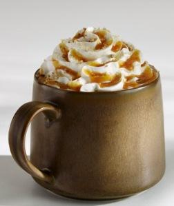 Starbucks Salted Caramel Mocha