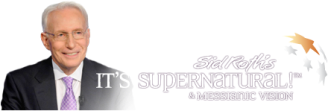 Sid Roth, host of It's Supernatural!