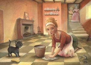Cinderella--the church prayer meeting